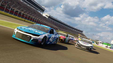 www nascar heat, nascar heat 3 trailer, nascar, racing video game, nsh3,