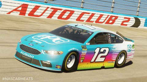 nascar heat pro sim racing, nascar heat 3 pc, hot pass nascar heat, nascar heat 3,