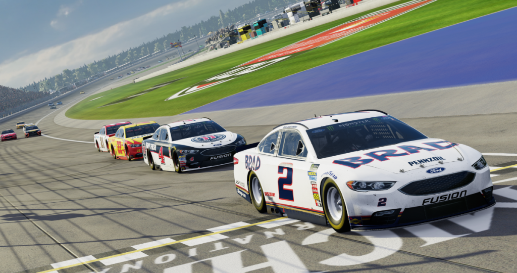 champions: road to miami, nascar heat, monster games nascar, nascar video game, nascar heat 3 pc