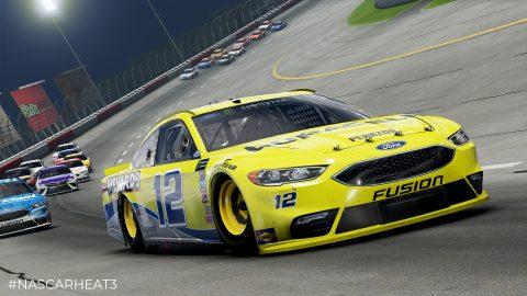 NASCAR Xfinity Series, nascar heat 3, nascar heat dlc,