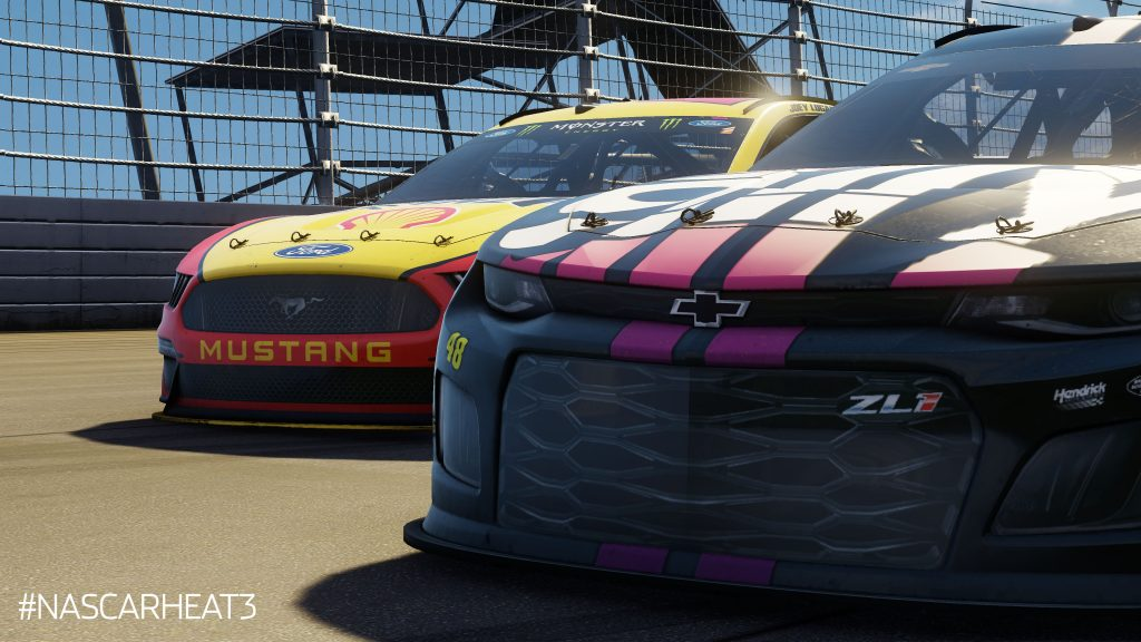 Nascar Heat 3 2019 Season Update Officially Licensed By Nascar
